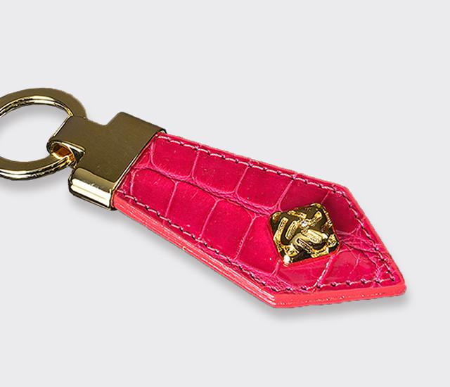 【Felillo】フェリーロ/KEY RING【Pink】