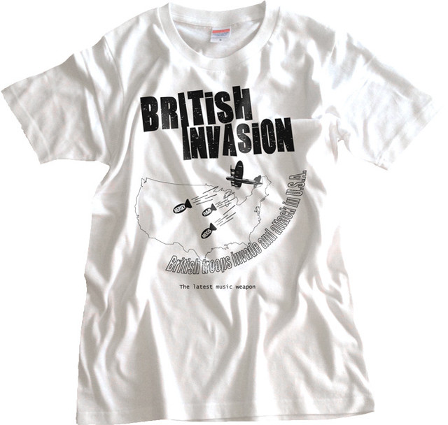 British invasion 1964 (9/16)