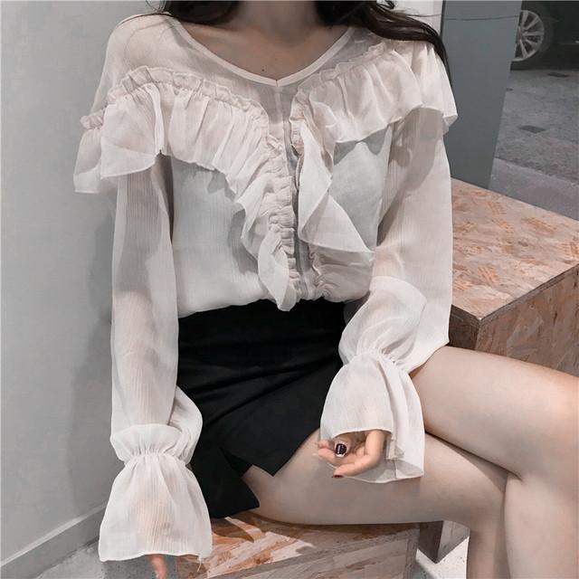 blouse YL2670