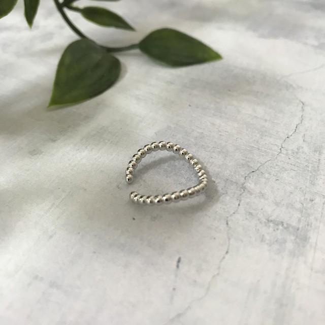 Earcuff / NY0002 silver