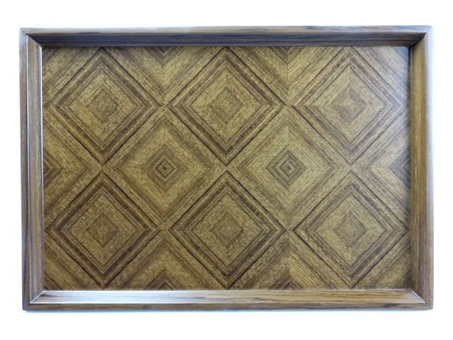 Black Walnut checker tray NBWT-0127