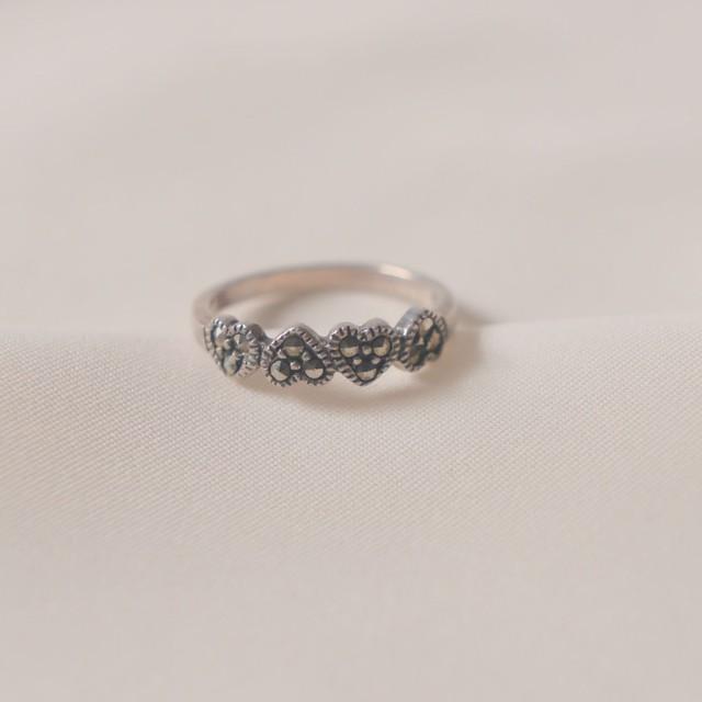 flemington silver  heart collection 2 9