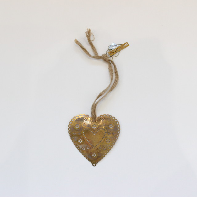 WALTHER & Co. Lace heart