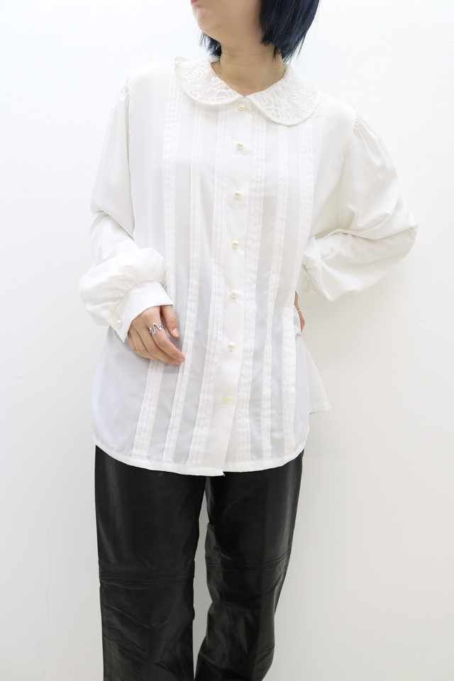lace blouse / BL11100003