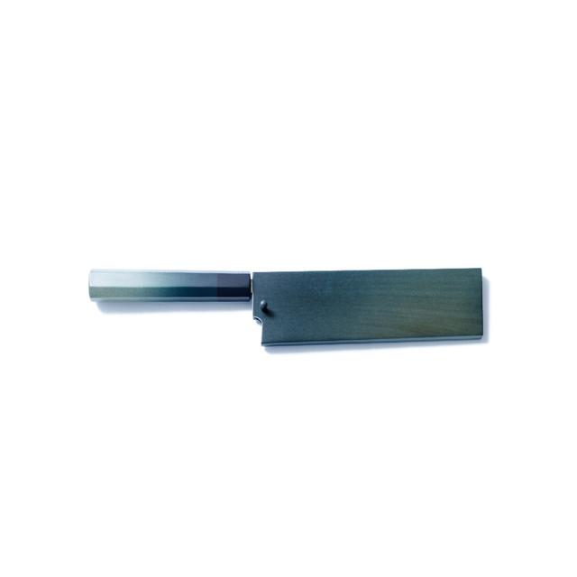 【藍包丁】薄刃・専用カバー付き