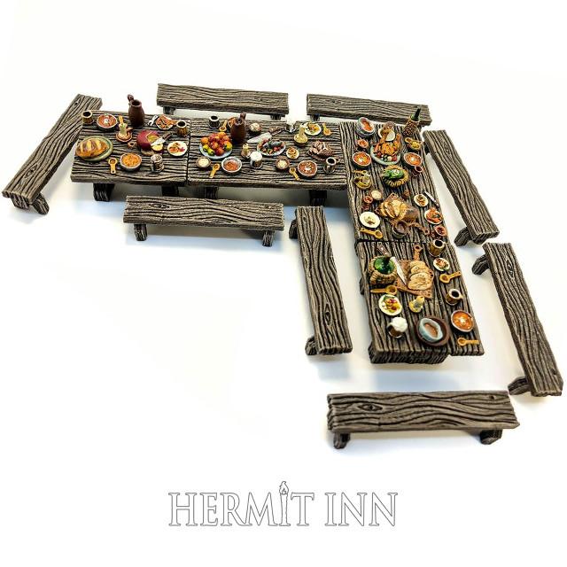 宴の席 デラックスセット - メイン画像