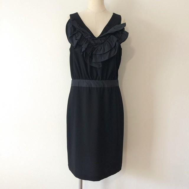 LOVE MOSCHINO ブラックドレス