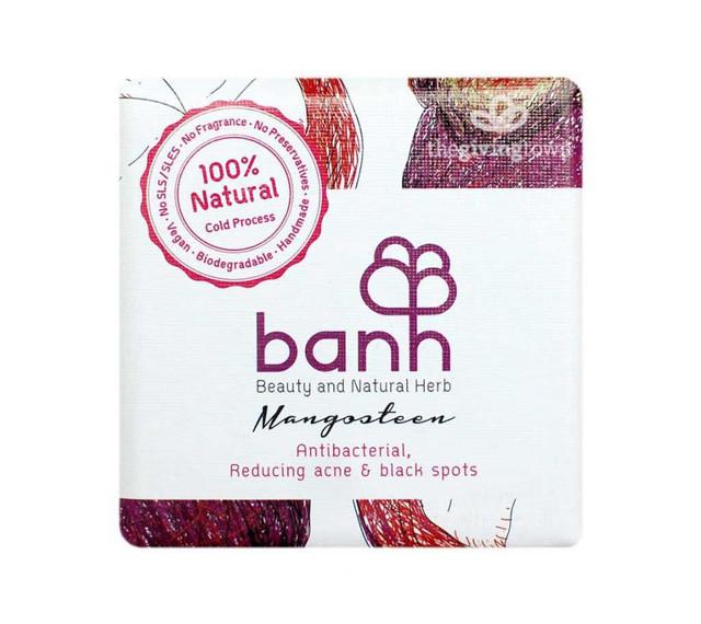 banh - 竹炭石けん(100g)