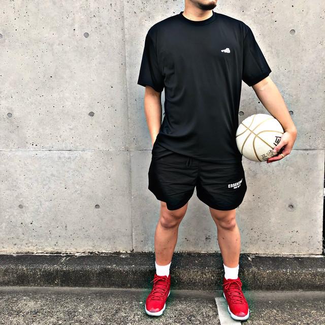 AOKICKS トレーニング T-shirt (black)