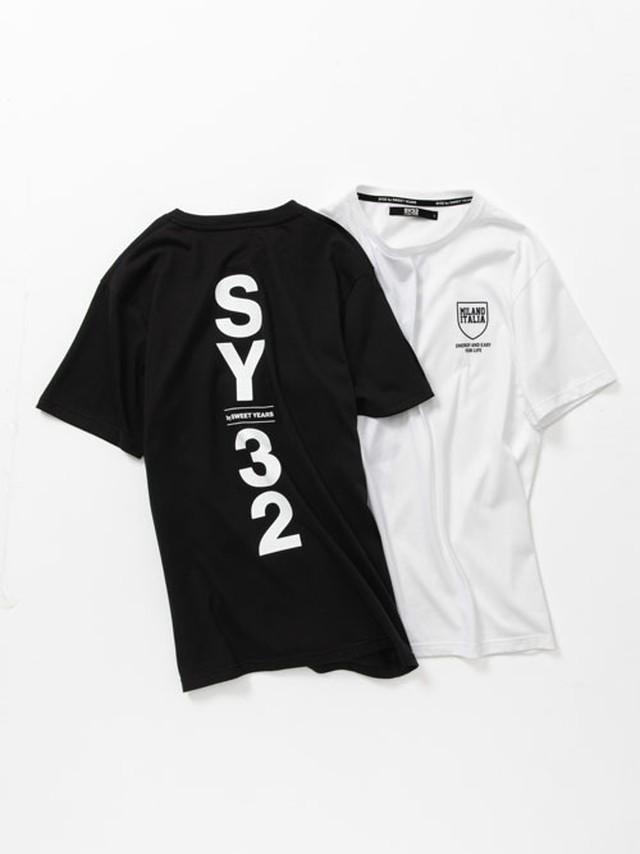 SY32 SHIELD LOGO TEE(TNS1722J)