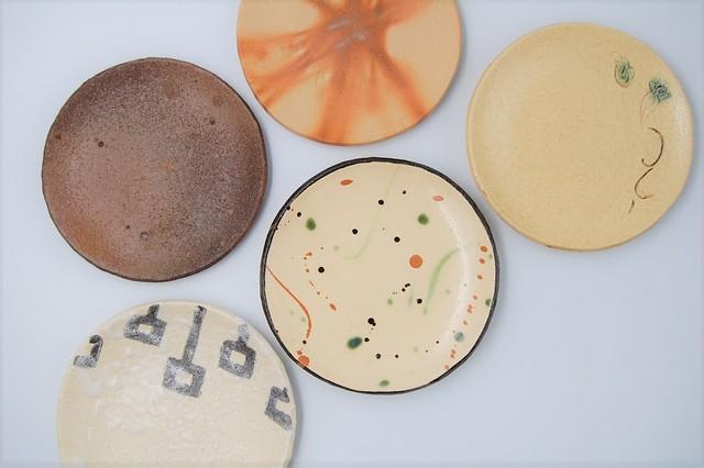 ◆受注生産◆  弥七田5寸皿 オーダーメイド対応品