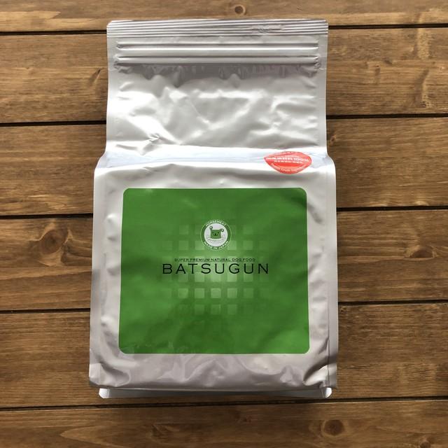 BATSUGUN (バツグン) ドッグフード 馬肉 1kg