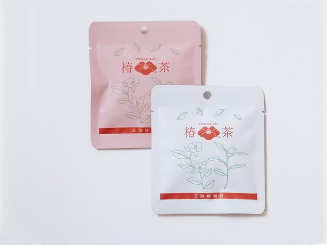 バンザイ・ファクトリー|椿茶 ミニパック 5個セット