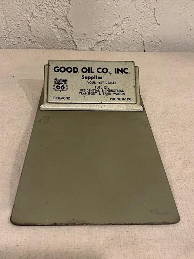 "METAL BINDER "" GOOD OIL CO., INC. """