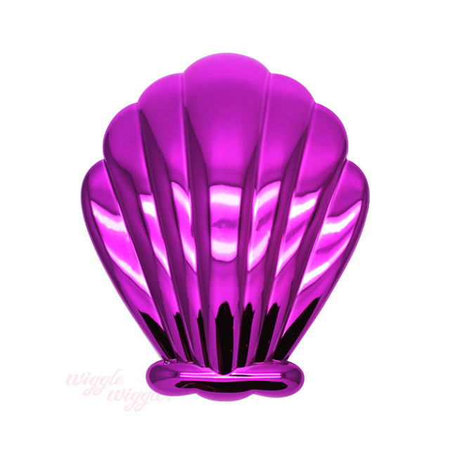 Shell Brush - Pink