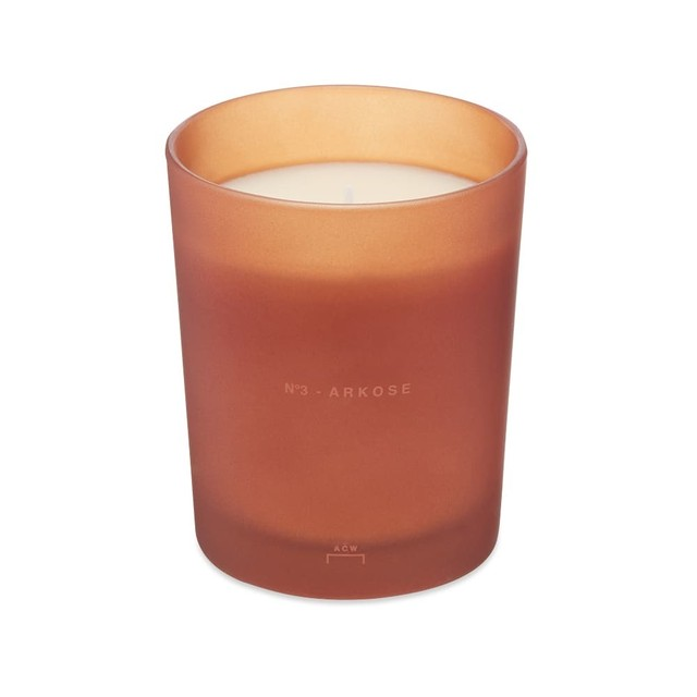 A-COLD-WALL* / NO.3 ARKROSE CANDLE