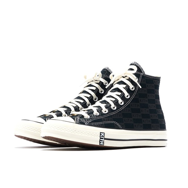 KITH × CONVERSE Chuck Taylor All Star 1970 Sneakers BLACK