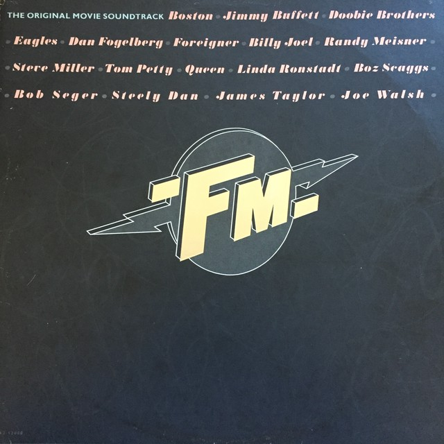 Various ‎– FM (The Original Movie Soundtrack)