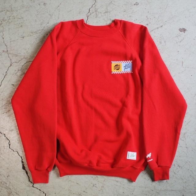 【LOST AND FOUND】Original Logo Sweat Shirt
