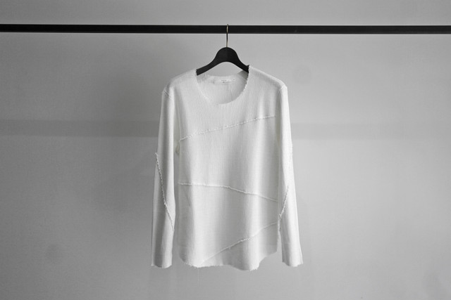 ASKYY / VEIL SHIRTS for unisex / L.GRY