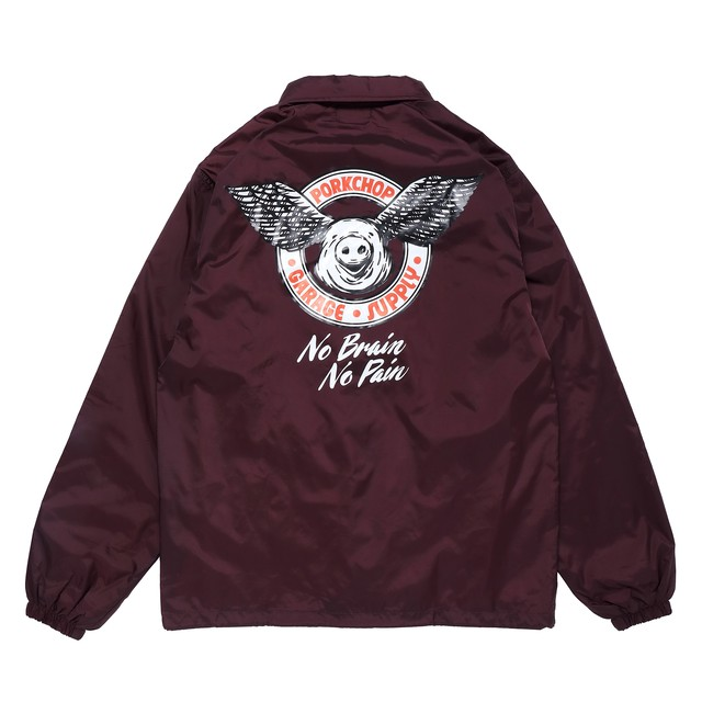 WING PORK COACH JKT/MAROON