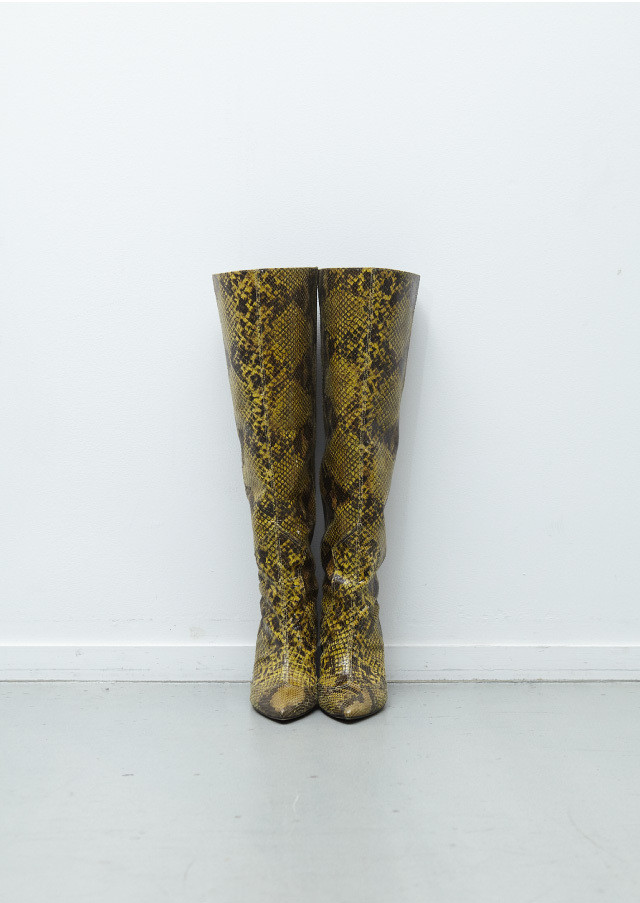 Python long boots