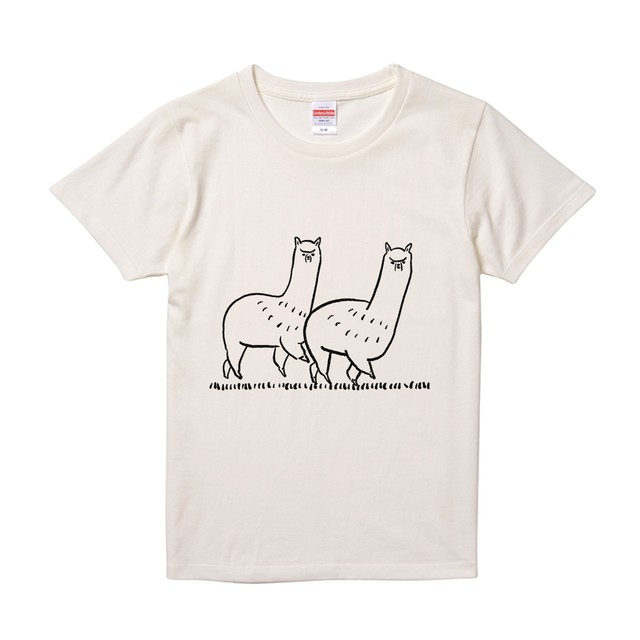 THE THREE ALPACAS/Tシャツ[メンズ]