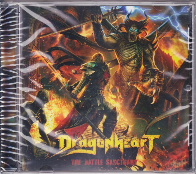 DRAGONHEART 『The Battle Sanctuary』