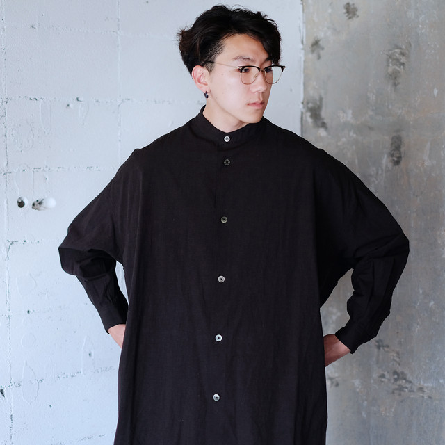 Big shirt  [SP.Black]