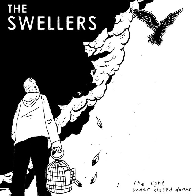 【USED】The Swellers  / The Light Under Closed Doors
