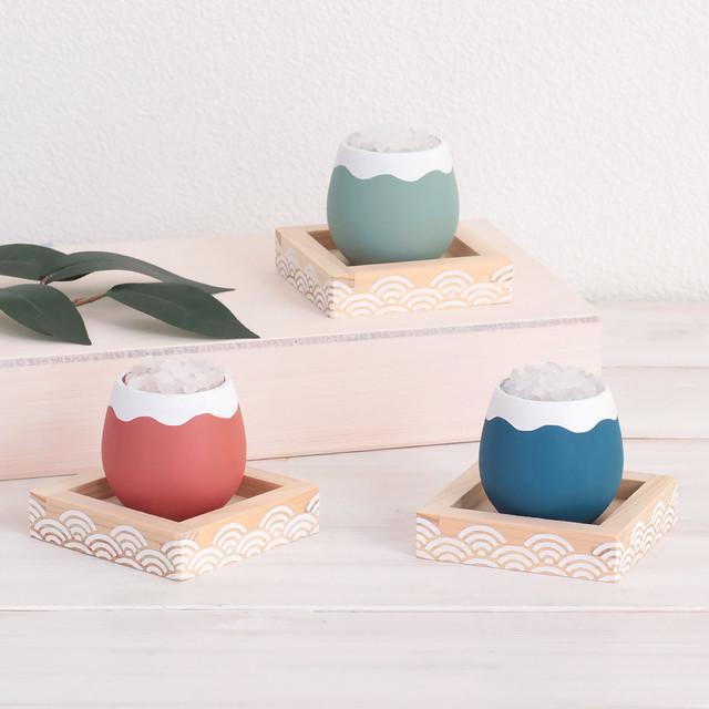 【選べる3色】置き塩 富士