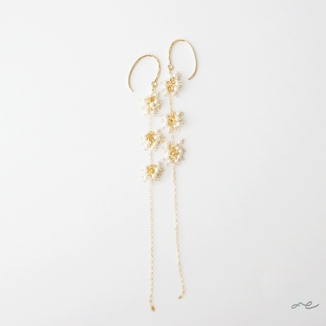 KODEMARI Earrings/14KGF