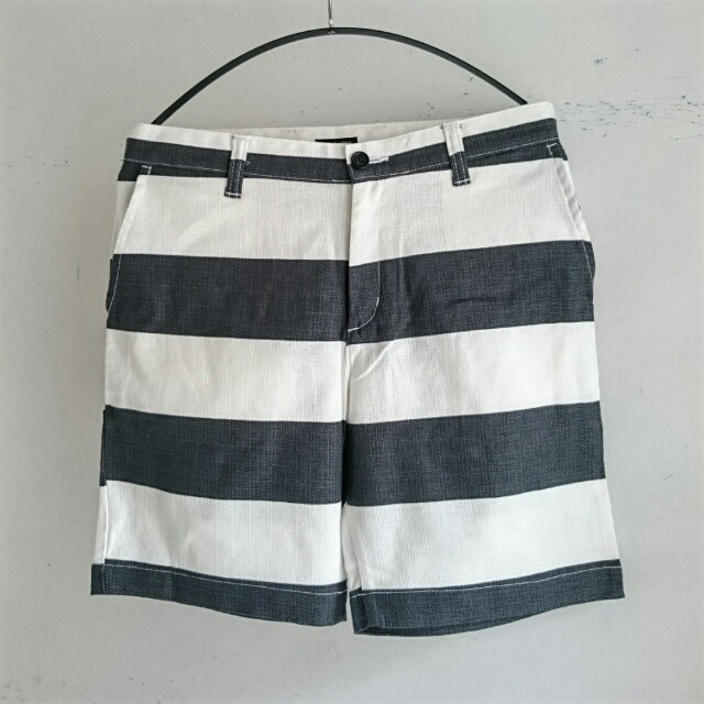 VOLUME ORIGINAL / BORDER SHORT PANTS