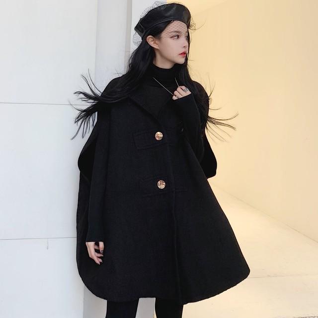 【outer】ラシャコート定番着回せるレディースコート