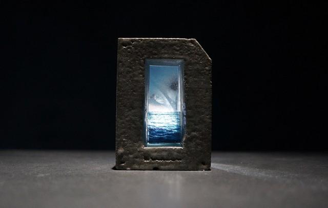 リラックスオブジェ window 〜水平線〜