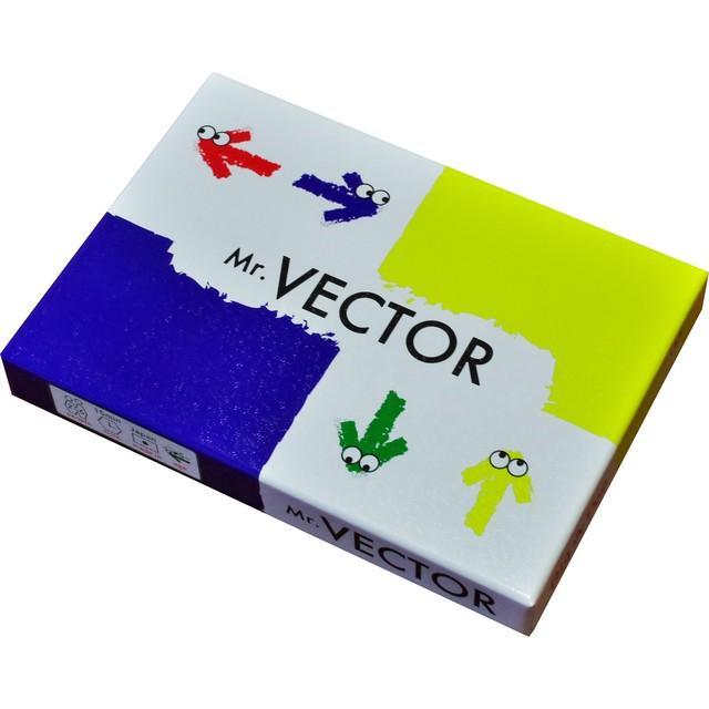 Mr.VECTOR  (ミスターベクター)