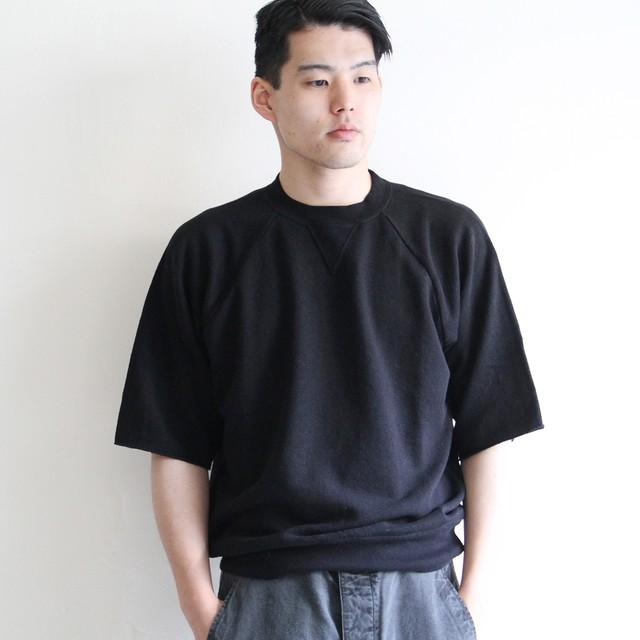 is-ness【 mens 】feeling good crew neck sweashirt