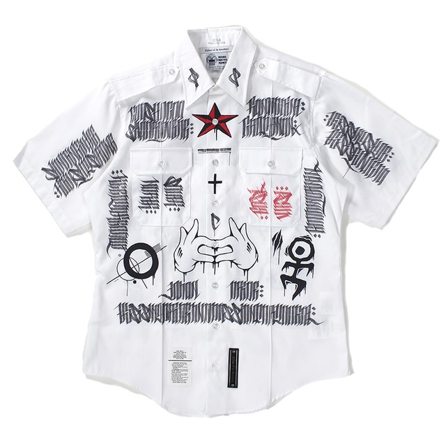 Children of the discordance  Hand Paint Shirt