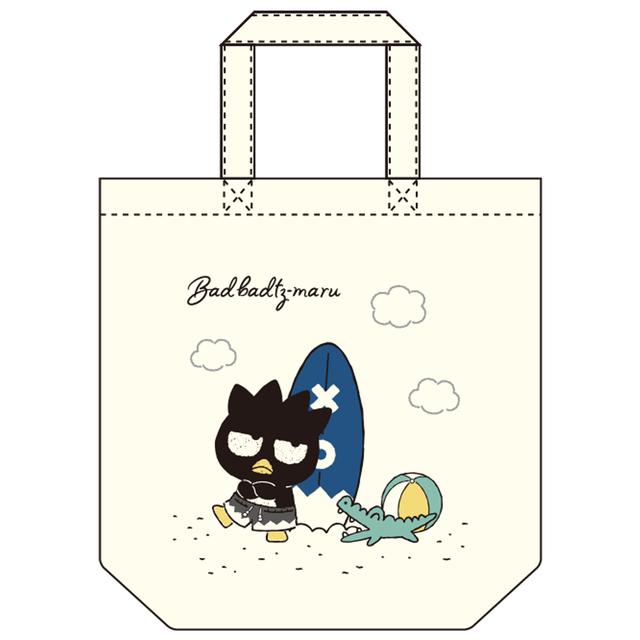 ばつ丸Cafe オリジナルデザイン トートバッグ