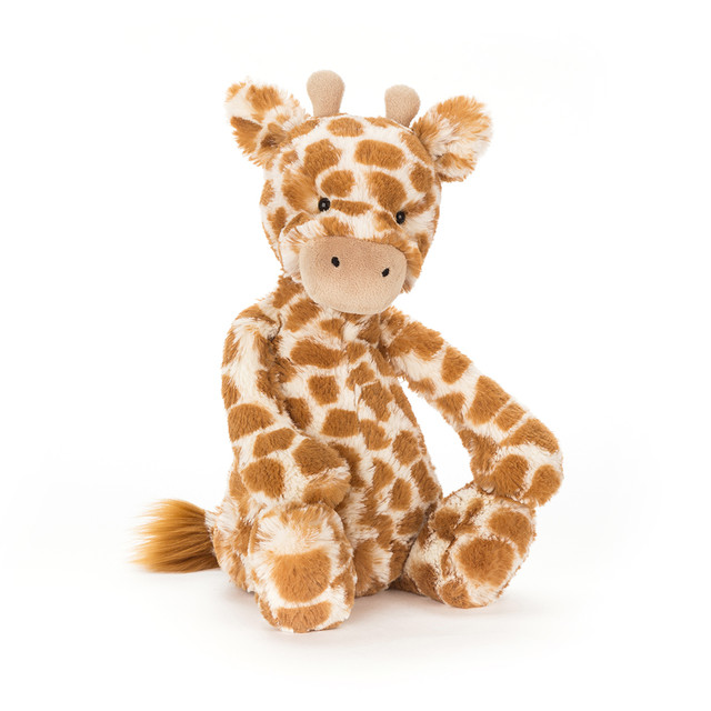 Bashful Giraffe Medium_BAS3GN