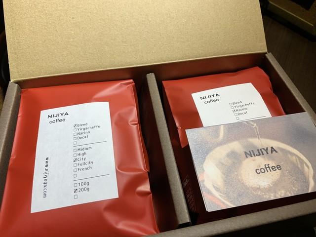 【ギフトボックス・小】自家焙煎豆200g or ドリップバッグ5P 用