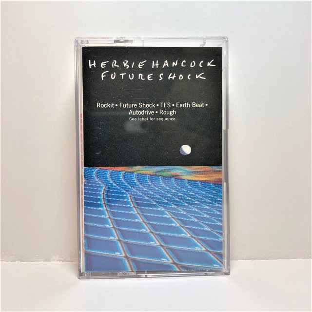 [中古カセット]  Herbie Hancock ‎– Future Shock