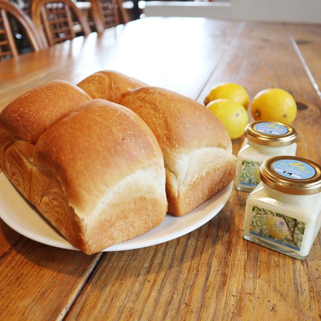食パン&レモンバターセット