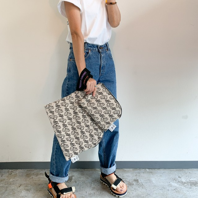 OSAMU GOODS - hand carry pouch