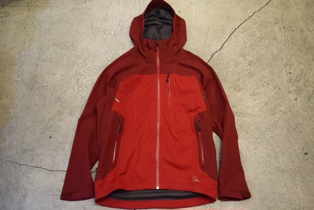 USED 00s REI Nylon Shell Jacket -Large J-653