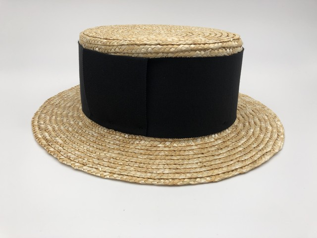 【20SS】 ( ウィリーズ ) WILLY's[ 48cm / 51cm / 54cm / 58cm]麦わら カンカン帽