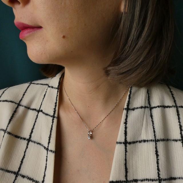 Silver necklaces  2