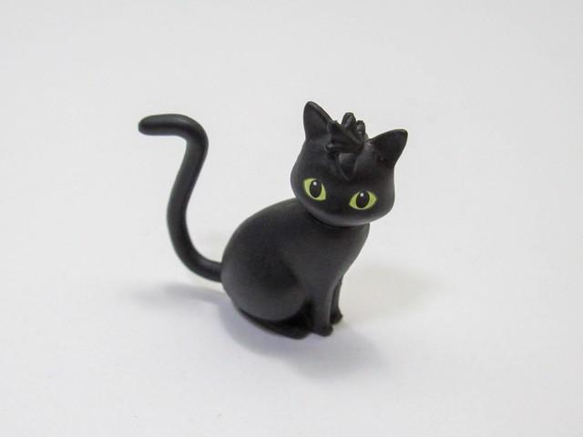 【605】 孤爪研磨 小物パーツ 黒猫 ねんどろいど