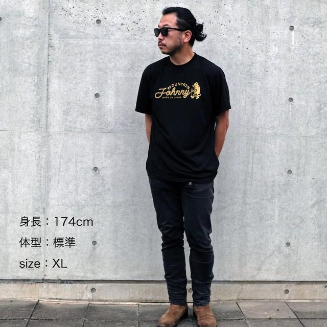 Dry Tee S/S(速乾・Black ver.)
