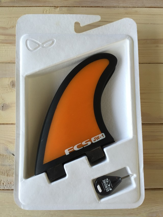 FCS PC-7 TRI smoke FIN SET サーフィン フィン